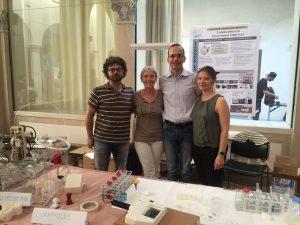 ricercatori laboratorio tissutale (3)