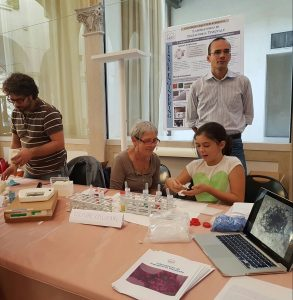 ricercatori laboratorio tissutale (6)